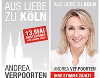 Banner Kampagne - Andrea Verpoorten