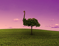 Ostree : Save Tree Save Animals