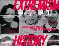 """Make Extremism History"" / 2016"