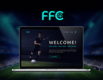FUTZA Football Club Homepage