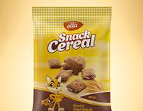 Olla Snack Fiiled Cereal