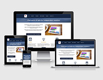 Website and Promotional Material