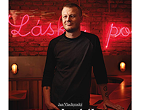 Jan Vlachynský / Interview