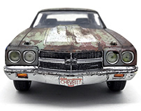 70' Chevelle - SS 454