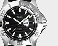 TIMEX   perpetual calendar series