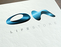 ON Life Store - Branding Project - Identity