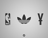 Yeezy Boost 350 : NBA Team Colorways