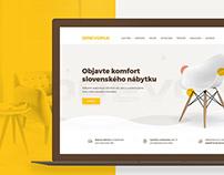 DREVONA Web Design (e-commerce)