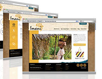 Imani Africa Website
