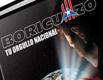 BORICUAZO: Tu Orgullo Nacional (Book)