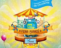 Juego Cuadrillas - Feria Puracé