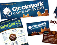 Clockwork Games & Events