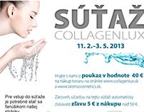 Facebook contest design for Collagenlux