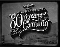 Safeway Print Ads