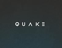 QUAKE Branding Design - Minimalist