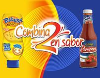 COMBINA2 EN SABOR - Minisite