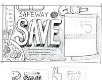Safeway Mailer