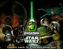 StarWars Website,Video and Gamification