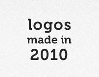 logos made in 2010