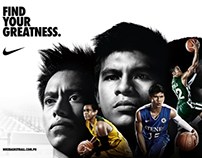 Nike - UAAP Find Your Greatness
