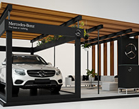 Mercedes Booth 2019