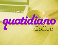 Branding - Quotidiano Coffee