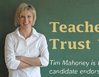 Tim Mahoney for ACC Board Direct Mail
