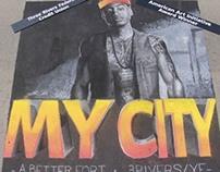 My City - ChalkWalk 2012