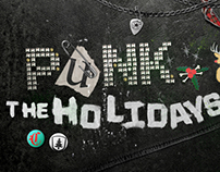 Converse: Punk The Holidays