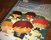 Planejamento Escolar SESI Minas 2012