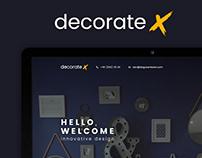 DecorateX
