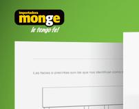 Brand Book Importadora Monge