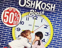 OshKosh B'gosh Seasonal Catalog
