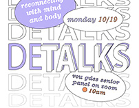 De-Talks: Reconnecting with Mind and Body