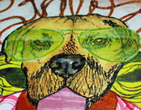 Stalone Portrait