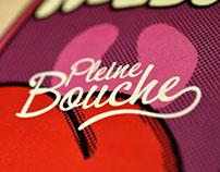 Packaging / Branding - Pleine Bouche
