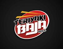 Identidad Corporativa Teriyaki Baja Roll