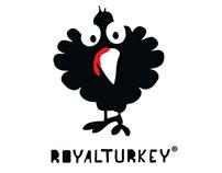 Royal Turkey // El delirio no es pavada