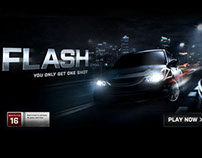 NZTA Flash Driving Game