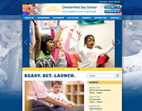 Chesterfield Day School Website