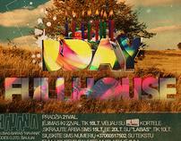 Flyer : Fullhouse Bday
