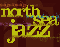 North Sea Jazz - Posters