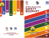 AKC Safety Booklet - Design & Layout