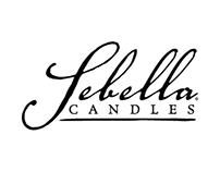 Logo Design for Sebella Candles