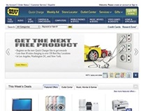 Bestbuy Website