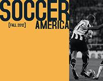 Soccer America Redesign