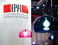 EPFL stand