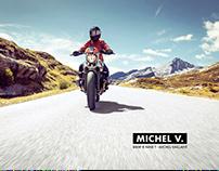 Michel V | BMW R9T
