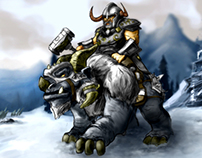 Dwarf Mount