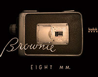 Brownie-Kodak Camera-Remix